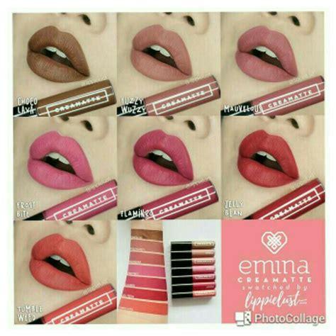 Lipstik Emina jual lipstik emina matte di lapak rumah zukhruf