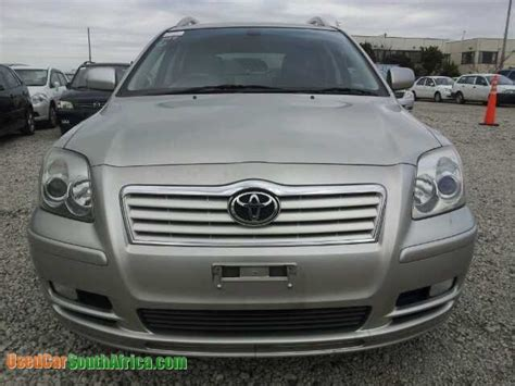 Toyota Avensis For Sale In South Africa 2003 Toyota Avensis Used Car For Sale In Queenstown