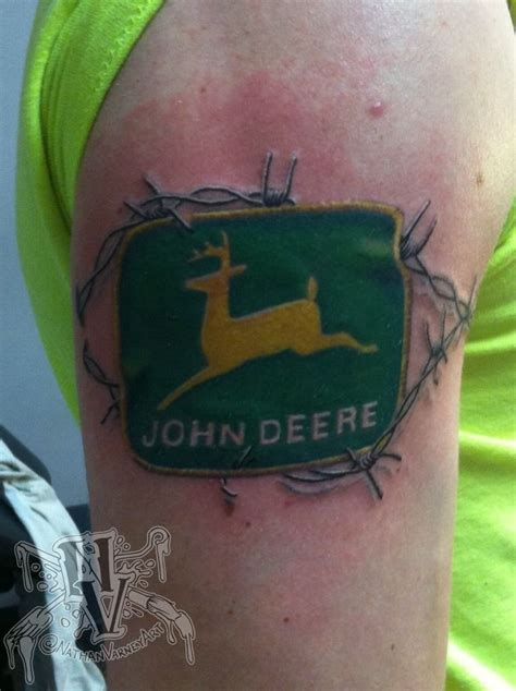 john tattoo the gallery for gt deere tattoos pictures