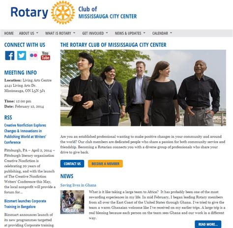 Press Release Rotary Theme Clubrunner Rotary Bulletin Templates