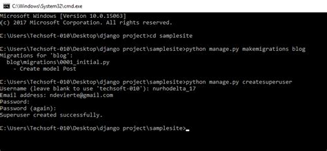 django creating migrations python django migrations and admin free source code