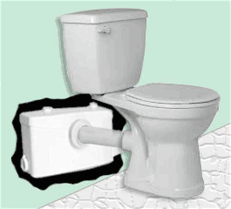 up flushing basement toilets macerating toilets upflushing sewage systems for basements