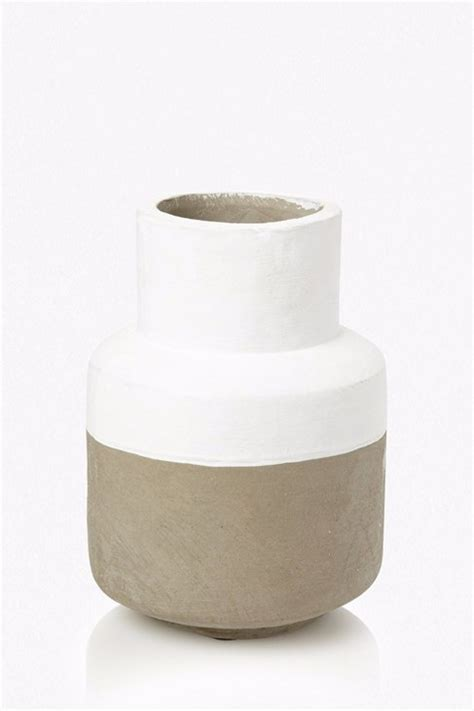 white and grey vase vessels vases connection