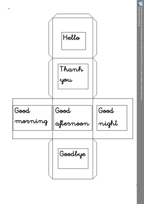 esl printable dice 17 best images about esl on pinterest english cut and