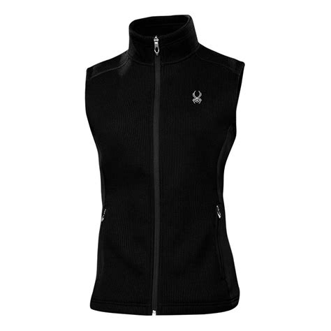 Melody Vest spyder melody zip mid weight sweater vest