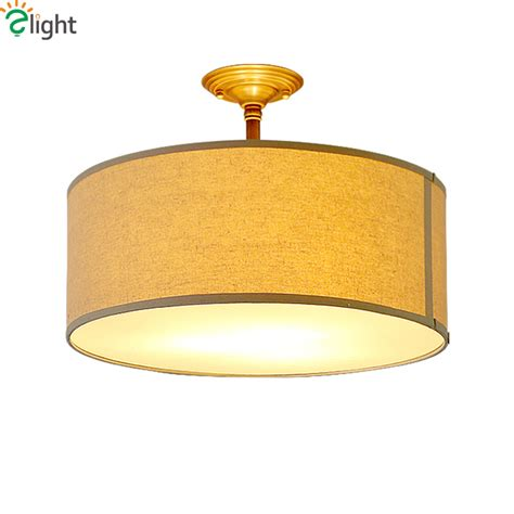 Online Get Cheap Fabric Ceiling Light Shades Aliexpress Cheap Ceiling Lights