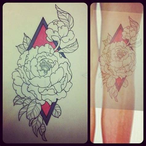 diamond knee tattoo beautiful rose tattoo outline on red diamond tattoo