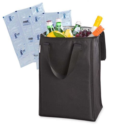 The Bag Boutiques Mat Bags by Earthtote Insulated Bag Bundle Reusable Bags Reuseit