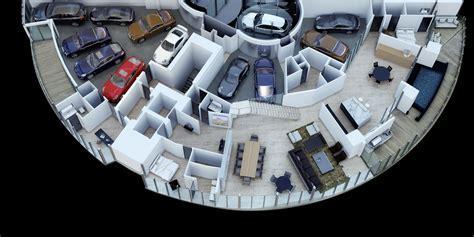 Porsche Sky Elevator Car Condos Miami's Building for