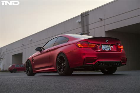 red bmw m4 photoshoot this matte red bmw m4 is a thing of beauty