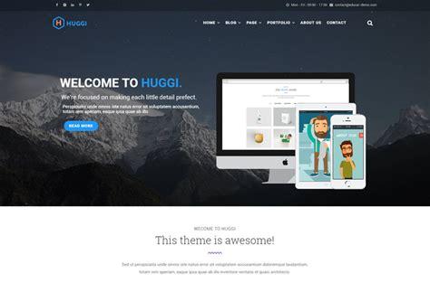 drupal themes responsive business huggi premium responsive business drupal theme
