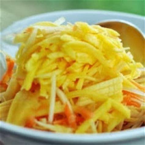 cara membuat manisan mangga serut resep membuat asinan mangga serut resep masakan dan kue