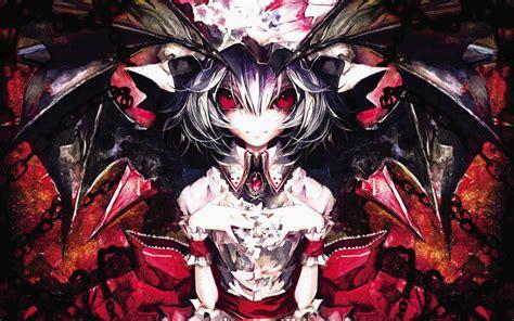 scary evil anime girls tokyomask anime demon girl artwork tokyomask