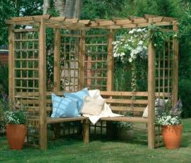 Portable Shower Bench Beatiful Garden Arches Arbors And Pergolas Creating