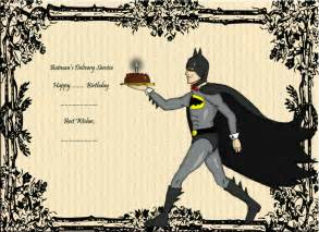batman and robin birthday card batman birthday card by volginovich on deviantart