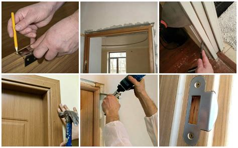 interior doors installation installation of interior doors with their