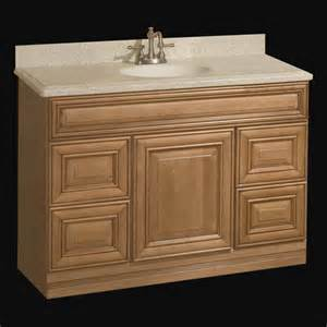 Bathroom Vanity Tops Menards Pace Plantation Series 48 Quot X 21 Quot Vanity With Drawers At