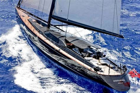 luxe zeiljacht sailing yachts www imgkid the image kid has it