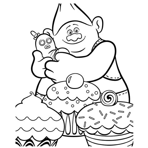 trolls movie coloring pages az coloring pages