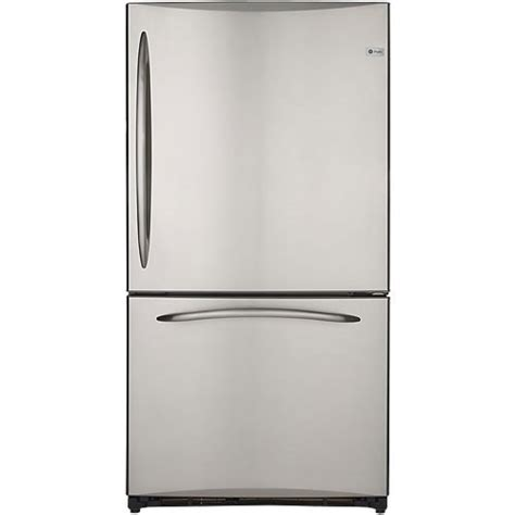 ge stainless steel door refrigerator ge 220 240 volt 50 hertz 90 cm single door stainless steel