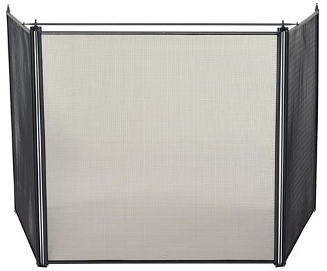 Uniflame 3 Panel Oversized Stove Screen