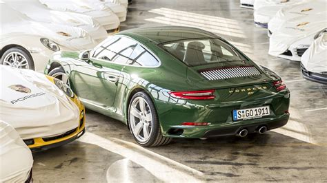 Porsche 1 Million by The One Millionth Porsche 911 Is Superb Top Gear