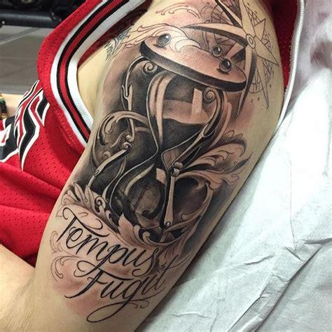 tempus fugit tattoo lettering letters script on instagram tempus