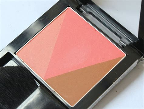 Maybelline V Blush maybelline v blush contour review