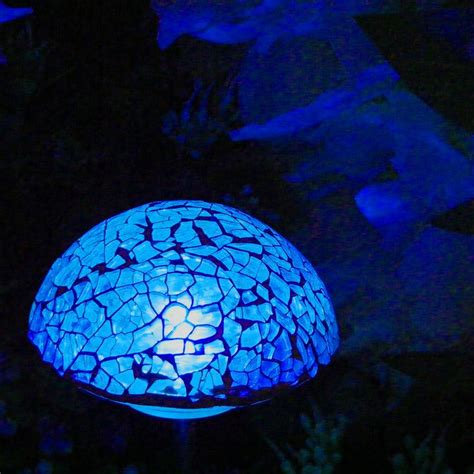 glass mushroom solar lights 1000 images about path lights by solascape on pinterest