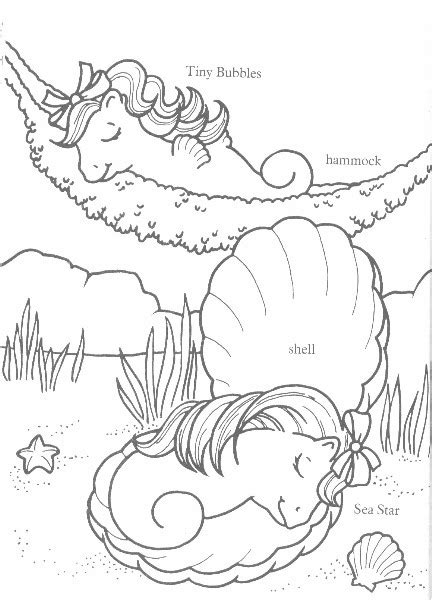 sea pony coloring pages sea pony coloring book 2