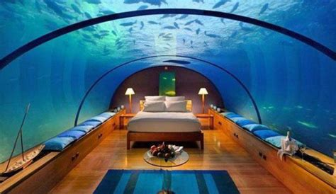 underwater hotels that will crave you to visit there at