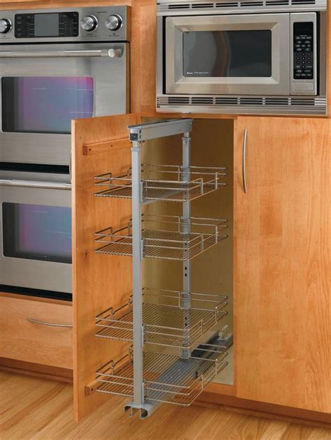 Rev A Shelf Pantry Pull Out by Rev A Shelf 5243 20n Cr Chrome 5200 Chrome Series 20 Quot Pull
