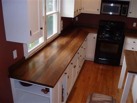 Wood Plank Countertops by Standard Plank Wood Countertops By Custom