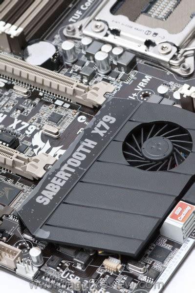 Meja Motherboard review motherboard asus sabertooth x79 workstation dengan