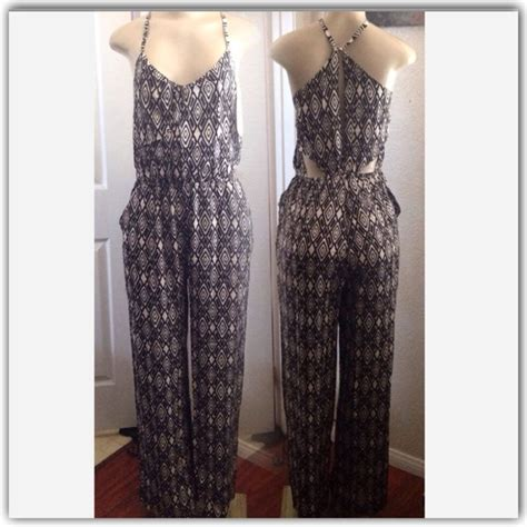 Camellias Jumpsuit Series B 97 other the camellia jumpsuit from lala s closet on poshmark