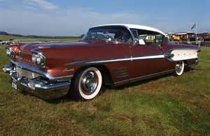Vintage Pontiac Pontiac Bonneville 1958 Classic Vintage Oldster