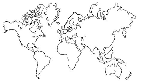 best photos of world map drawing world map line drawing
