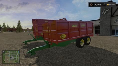 Marshalls Ls by Fs17 Marshall Trailers V 1 0 Farming Simulator 2017