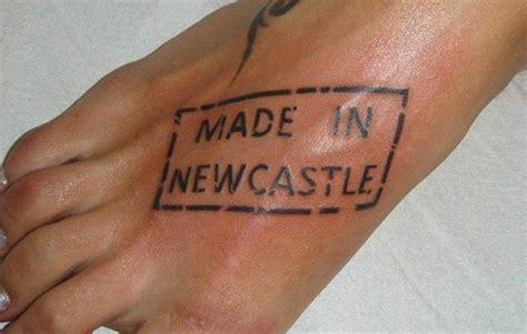 tattoo parlour newcastle joe tweedy cheryl s brother owns tattoo parlour