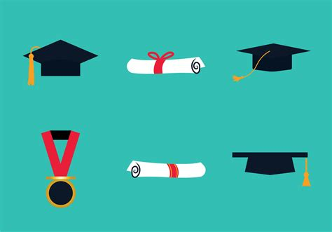 free graduate vector illustration download free vector art stock graphics images