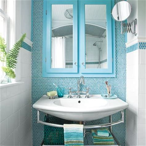 aqua blue bathroom aqua bliss editors picks our favorite blue bathrooms