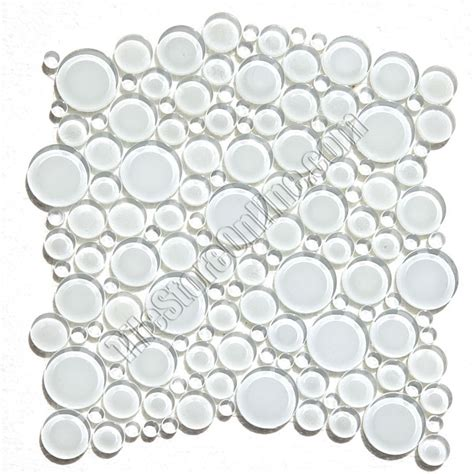 round bubbles glass tile mosaic crystal glass bubbles round mosaic glass tile glbu17 1200es58