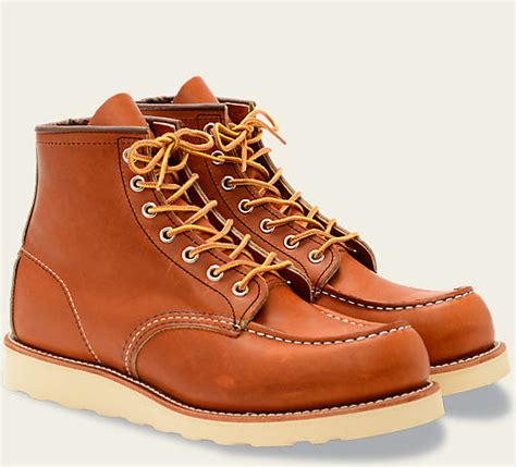 boat browser mini old version men s 875 classic moc 6 quot boot red wing heritage europe
