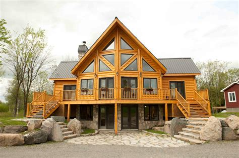 log house timber block faq how much does a timber block log home