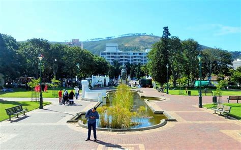 Garden Of Company A History Of The Company S Garden Cape Town The