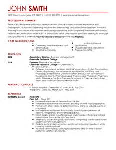 Entry Level Pharmacy Technician Resume by Professional Entry Level Pharmacy Technician Templates To Showcase Your Talent Myperfectresume