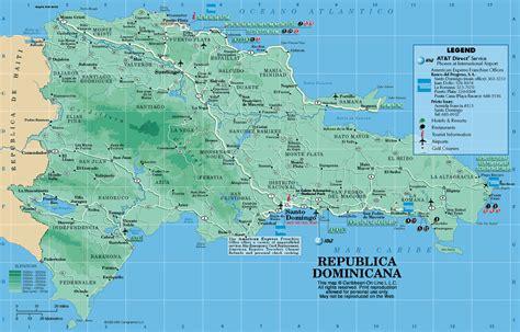 santo domingo map  santo domingo satellite image