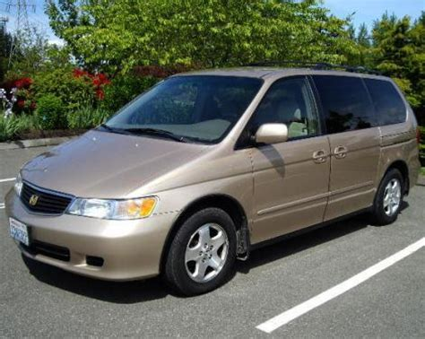 2001 honda odyssey for sale by owner 2001 honda odyssey ex for sale in bothell wa 4000