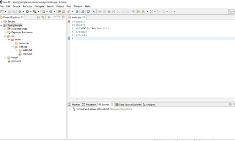 spring mvc tutorial xml configuration spring mvc tutorial