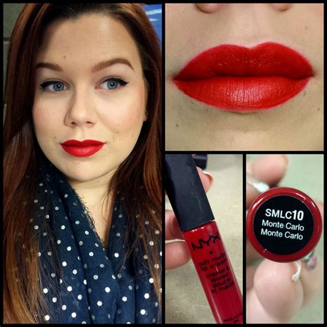 Lipstik Nyx Monte Carlo the most awesome images on the nyx soft matte